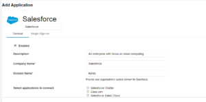 How to configure SSO with Salesforce using IBM Cloud Identity